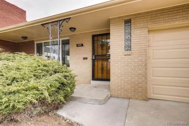 425 S Forest Street, Denver, CO 80246 (MLS #3760150) :: 8z Real Estate