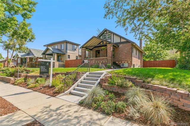 2740 N Fillmore Street, Denver, CO 80205 (#3760315) :: Re/Max Structure