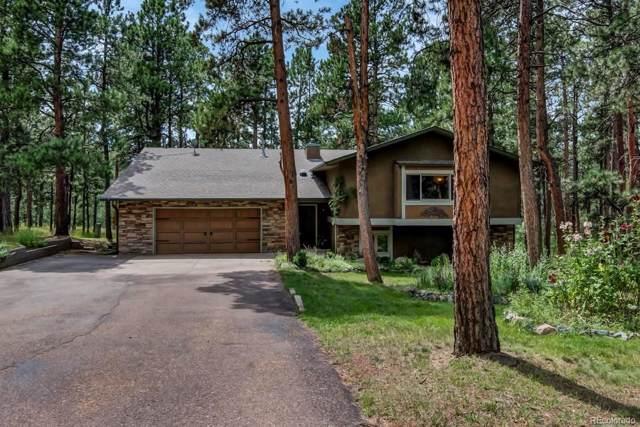 17810 Woodhaven Drive, Colorado Springs, CO 80908 (MLS #3760325) :: 8z Real Estate