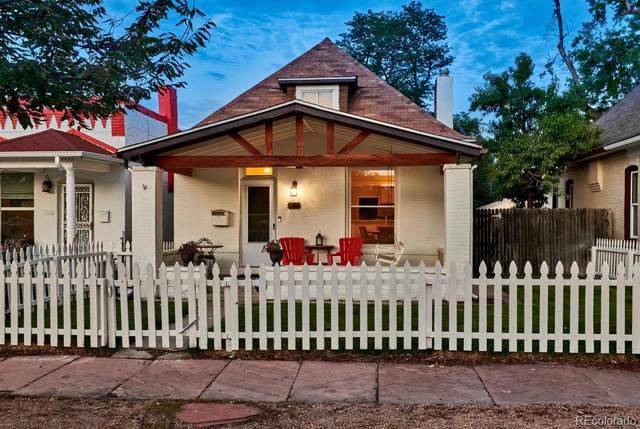 328 S Logan Street, Denver, CO 80209 (MLS #3760577) :: 8z Real Estate