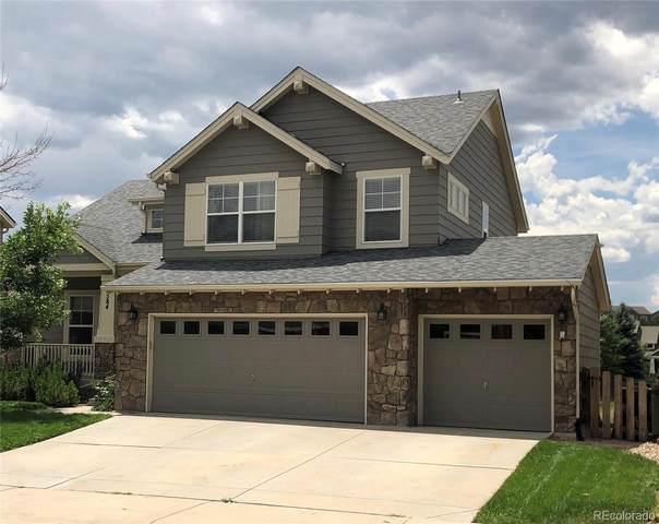 4584 Cedar Glen Place, Castle Rock, CO 80109 (MLS #3760965) :: 8z Real Estate