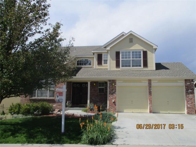 20343 Vista Circle, Parker, CO 80138 (MLS #3761668) :: 8z Real Estate