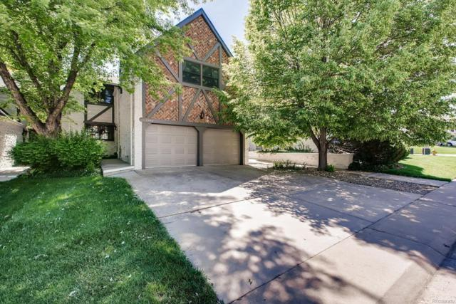 3552 S Ivanhoe Street, Denver, CO 80237 (#3761677) :: The City and Mountains Group