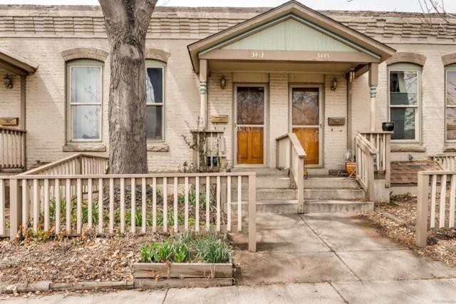3443 Mariposa Street, Denver, CO 80211 (#3761851) :: HomePopper