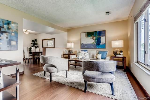 12632 E Kansas Place, Aurora, CO 80012 (#3762357) :: Real Estate Professionals