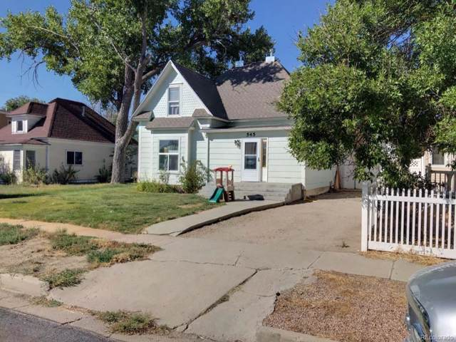 545 E Avenue, Limon, CO 80828 (MLS #3762488) :: 8z Real Estate