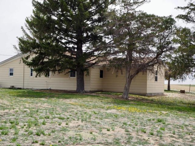 351 County Road W Lane, Flagler, CO 80815 (#3762498) :: The Pete Cook Home Group