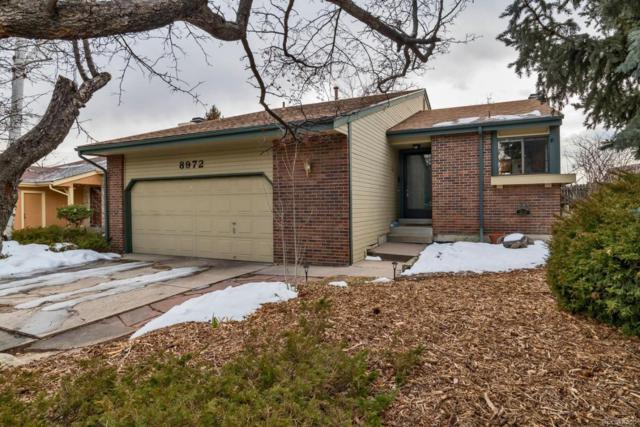 8972 W Cooper Avenue, Littleton, CO 80128 (#3762826) :: The Heyl Group at Keller Williams