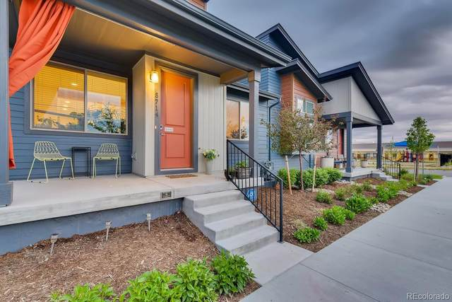 5714 Beeler Court, Denver, CO 80238 (MLS #3763255) :: Clare Day with Keller Williams Advantage Realty LLC