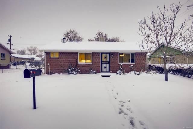 6920 Jasmine Street, Commerce City, CO 80022 (MLS #3763299) :: 8z Real Estate