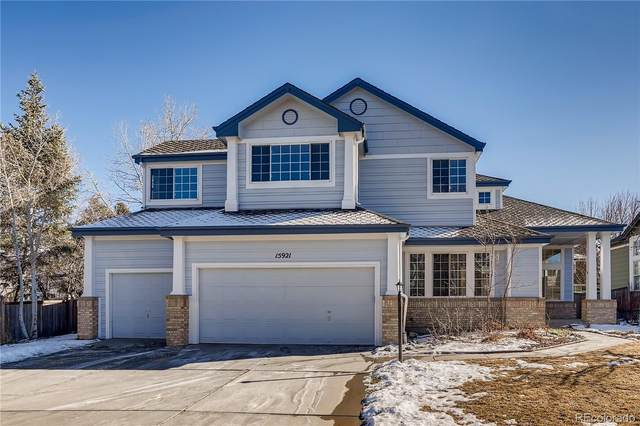 15921 Parkside Drive, Parker, CO 80134 (#3763473) :: The Gilbert Group