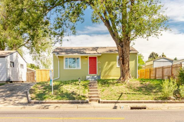 3465 W Florida Avenue, Denver, CO 80219 (#3763782) :: Wisdom Real Estate