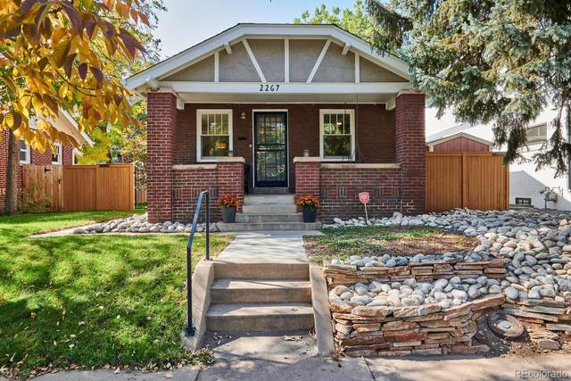 2267 S Ogden Street, Denver, CO 80210 (#3764053) :: James Crocker Team