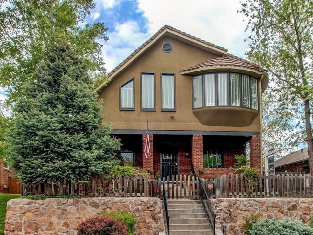 668 S Corona Street, Denver, CO 80209 (#3764431) :: The Heyl Group at Keller Williams
