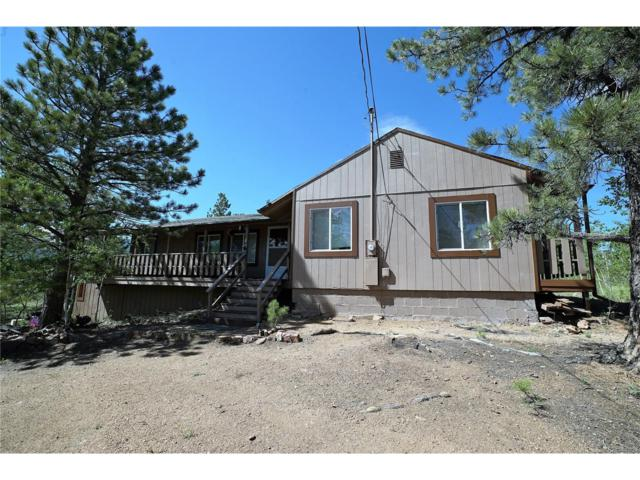 103 Road P67, Bailey, CO 80421 (MLS #3764569) :: 8z Real Estate