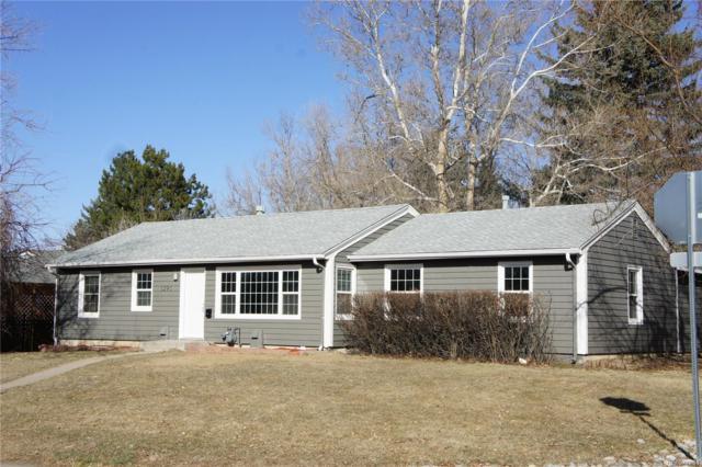 5290 S Washington Street, Littleton, CO 80121 (#3765308) :: Colorado Home Finder Realty