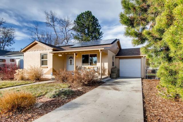 7065 W 27th Avenue, Wheat Ridge, CO 80033 (#3765506) :: Bring Home Denver