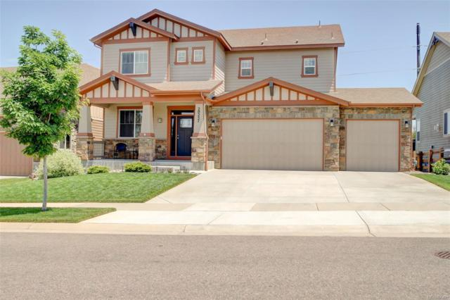 20257 E Shady Ridge Road, Parker, CO 80134 (#3765583) :: The Peak Properties Group