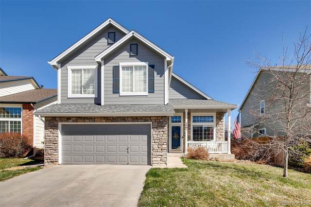 5461 Spruce Avenue, Castle Rock, CO 80104 (MLS #3766401) :: 8z Real Estate