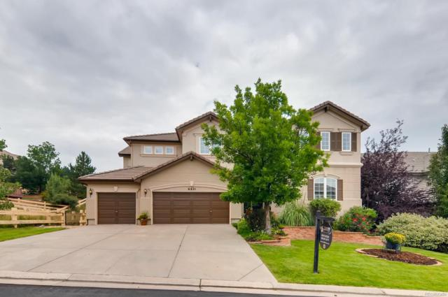 6621 Esperanza Drive, Castle Pines, CO 80108 (MLS #3766493) :: Kittle Real Estate