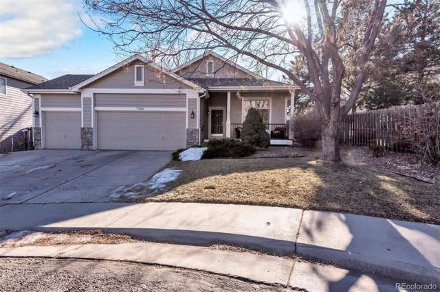 7006 Orion Lane, Arvada, CO 80007 (#3766540) :: The Healey Group