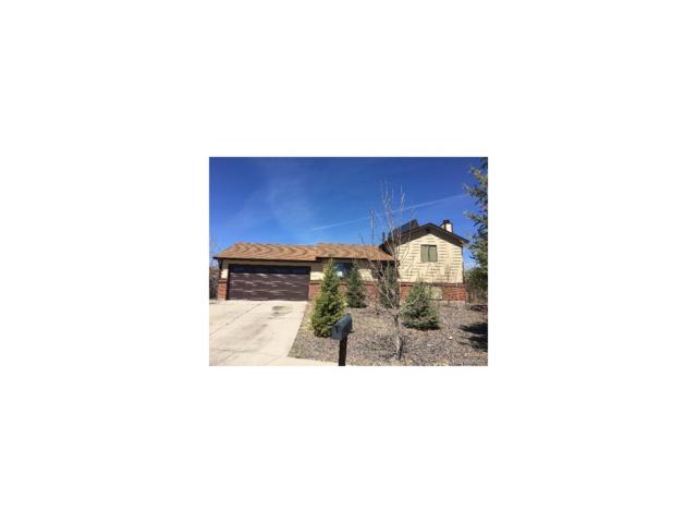 4610 Wildcat Court, Colorado Springs, CO 80916 (MLS #3767152) :: 8z Real Estate