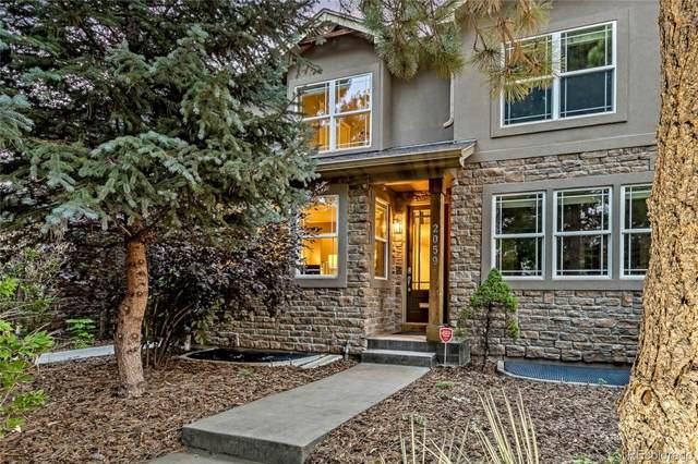 2059 S Columbine Street, Denver, CO 80210 (#3767544) :: The HomeSmiths Team - Keller Williams