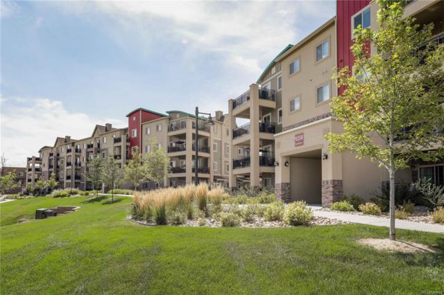 9258 Rockhurst Street #109, Highlands Ranch, CO 80129 (#3767564) :: Colorado Home Finder Realty