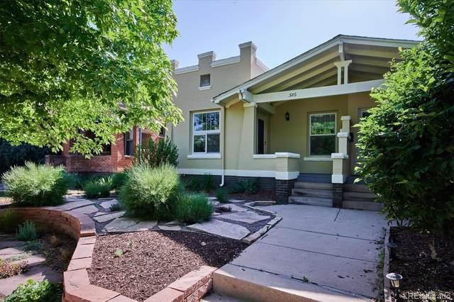 586 N Lafayette Street, Denver, CO 80218 (MLS #3767731) :: Bliss Realty Group