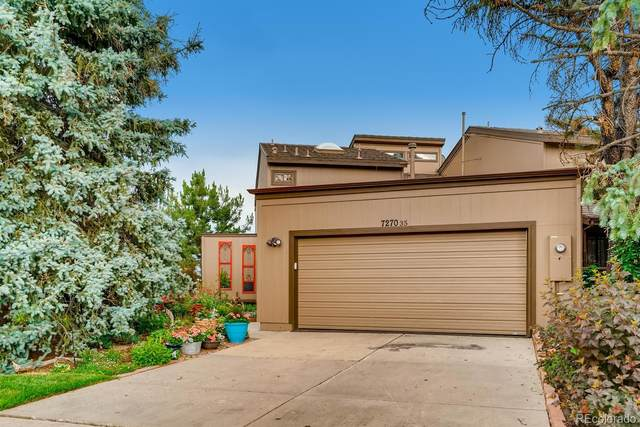 7270 W Stetson Place #35, Denver, CO 80123 (#3767880) :: HomeSmart Realty Group