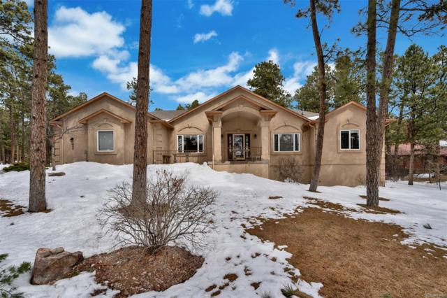 460 Woodmoor Drive, Monument, CO 80132 (#3768056) :: Compass Colorado Realty