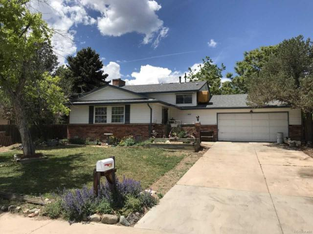 6033 W Fairview Avenue, Littleton, CO 80128 (#3768098) :: 5281 Exclusive Homes Realty