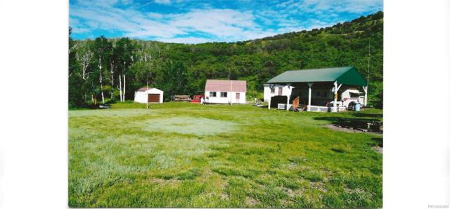 2169 East Loop, Slater, CO 81653 (MLS #3768099) :: Kittle Real Estate