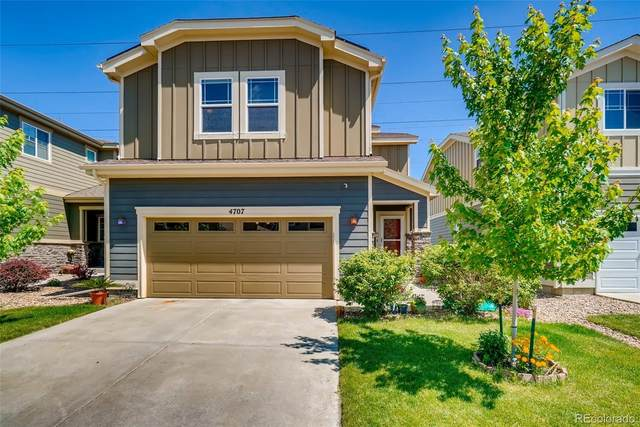 4707 S Picadilly Court, Aurora, CO 80015 (#3768310) :: The DeGrood Team