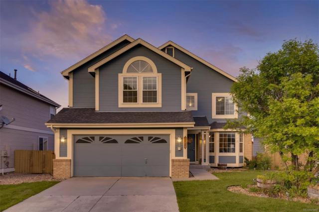 11204 Gilcrest Street, Parker, CO 80134 (#3768319) :: The Galo Garrido Group