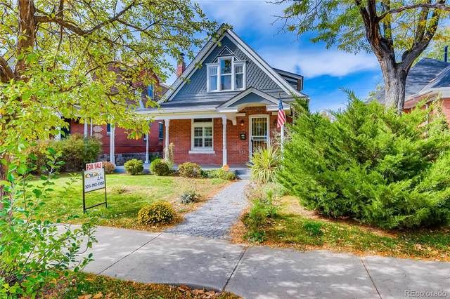 551 S Pearl Street, Denver, CO 80209 (#3768500) :: Wisdom Real Estate