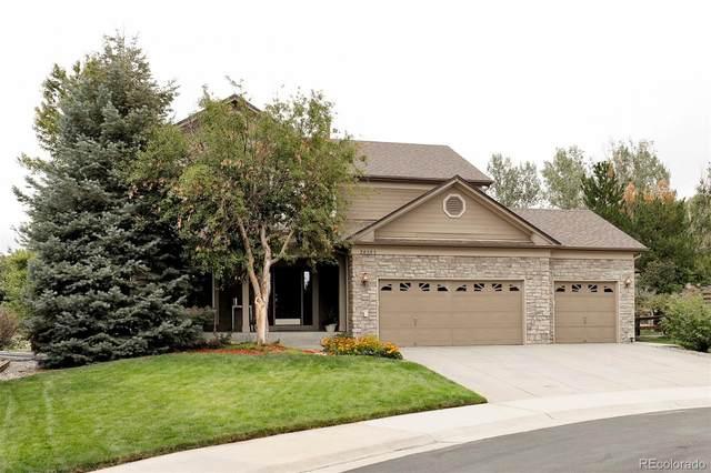 20505 Oakbrook Lane, Parker, CO 80138 (MLS #3768558) :: Neuhaus Real Estate, Inc.