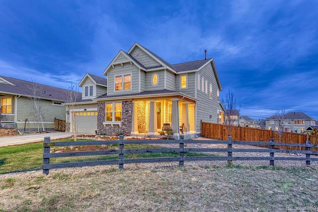 2923 Whitewing Way, Castle Rock, CO 80108 (MLS #3768659) :: The Sam Biller Home Team