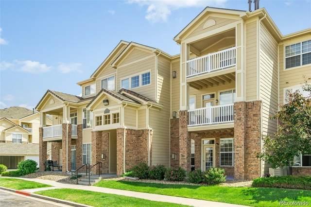 5714 N Gibralter Way #202, Aurora, CO 80019 (MLS #3768952) :: 8z Real Estate