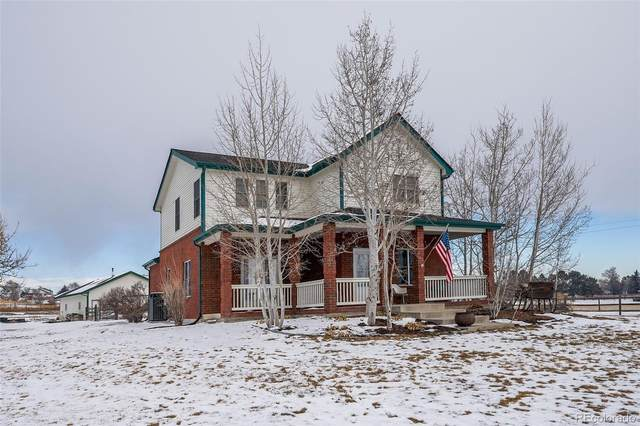 24415 Compo Road, Greeley, CO 80634 (#3768994) :: The DeGrood Team