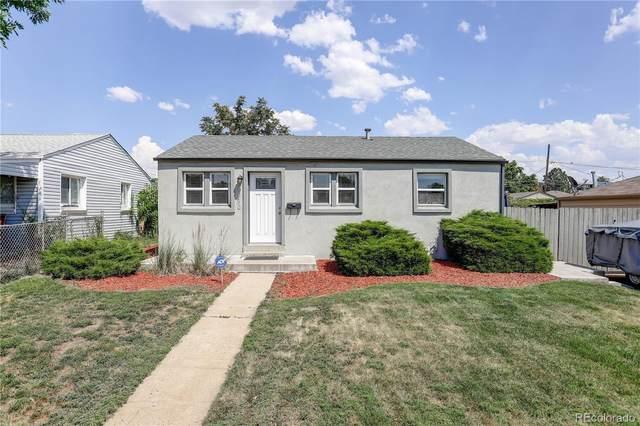 1980 Spruce Street, Denver, CO 80220 (#3769449) :: Bring Home Denver with Keller Williams Downtown Realty LLC