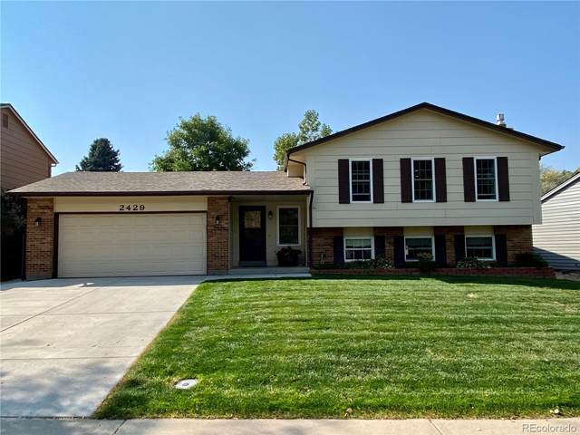 2429 S Fairplay Street, Aurora, CO 80014 (MLS #3769722) :: Kittle Real Estate