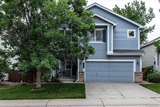 2355 Hyacinth Road, Highlands Ranch, CO 80129 (MLS #3770995) :: The Sam Biller Home Team