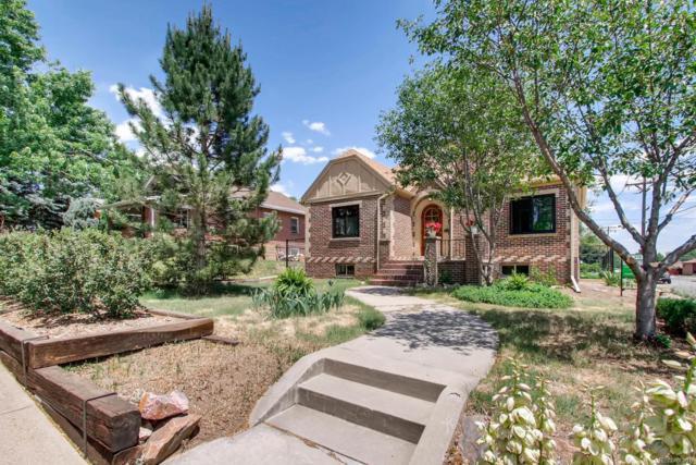 3002 Ames Street, Wheat Ridge, CO 80214 (#3771843) :: The Peak Properties Group