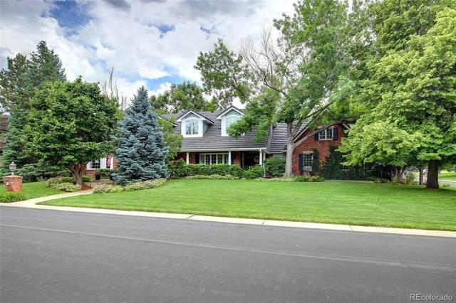 10000 E Crestline Avenue, Greenwood Village, CO 80111 (#3772026) :: Compass Colorado Realty