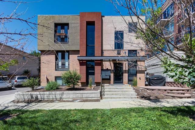2837 Vallejo Street #201, Denver, CO 80211 (MLS #3772085) :: 8z Real Estate