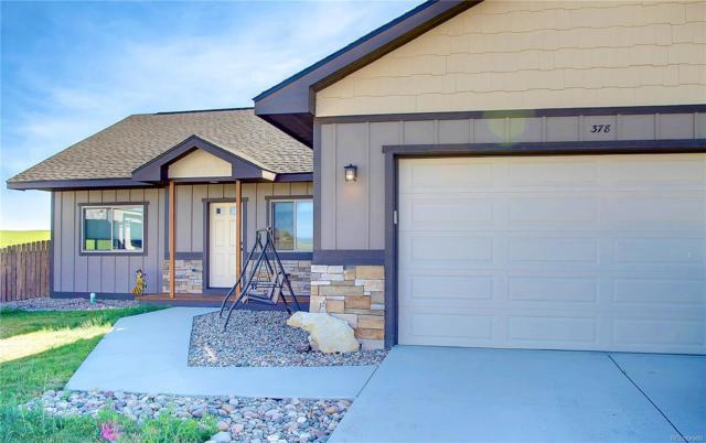 378 Lake View Road, Hayden, CO 81639 (MLS #3772254) :: 8z Real Estate