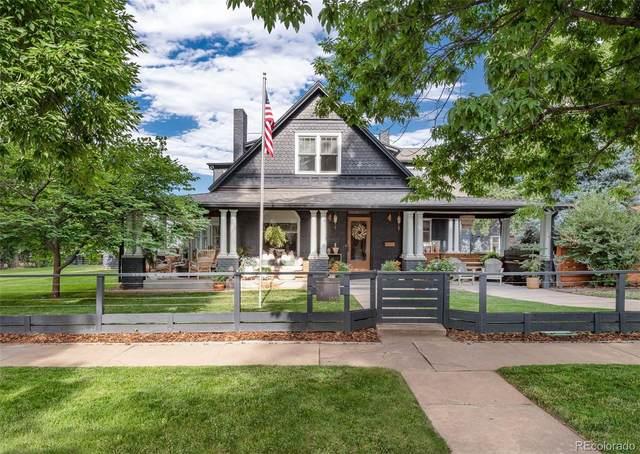 1651 Dahlia Street, Denver, CO 80220 (#3772322) :: The Gilbert Group