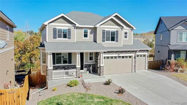 1288 Castle Creek Court, Castle Rock, CO 80104 (MLS #3772387) :: 8z Real Estate