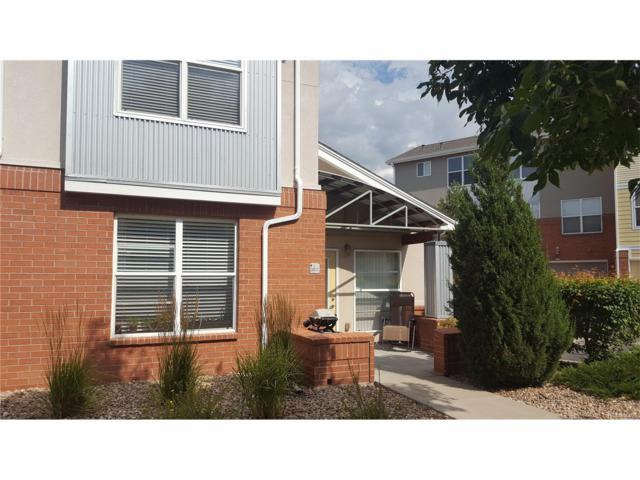 84 Spruce Street #802, Denver, CO 80230 (#3772502) :: Wisdom Real Estate